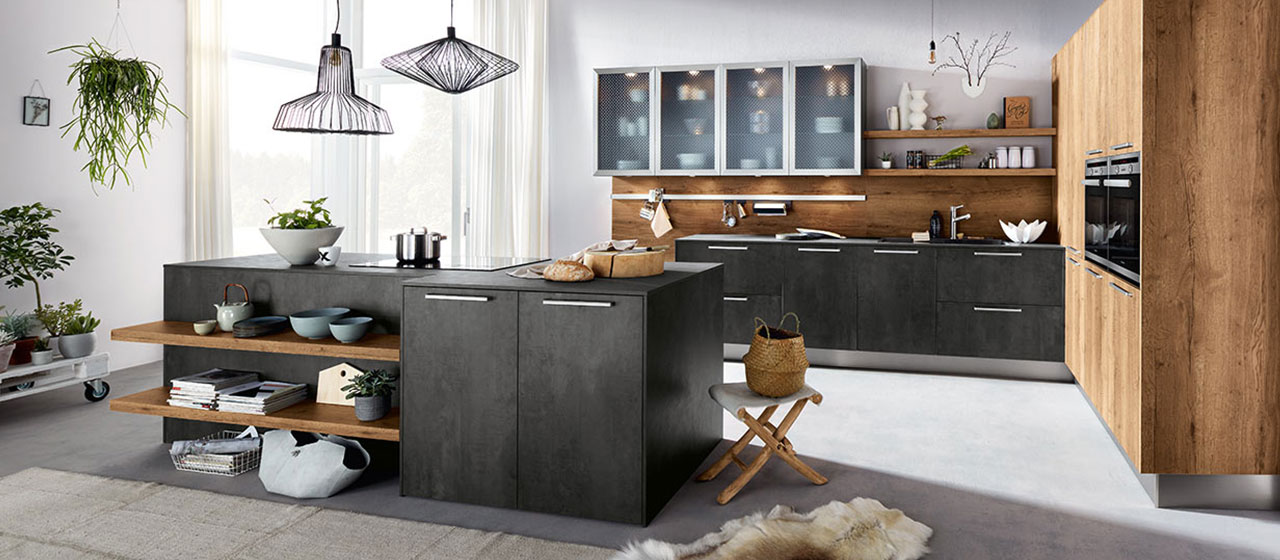 Küchenstile; Küchenstile; Küchenstile